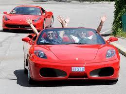 Ferrari huren voor een dag