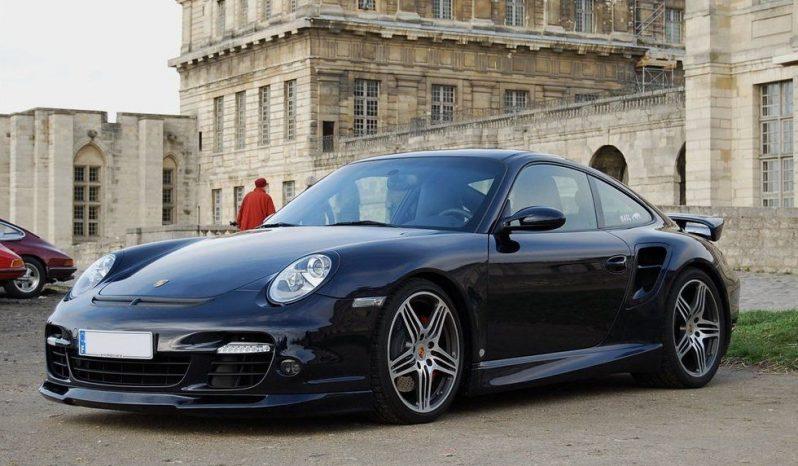 Porsche 997 huren