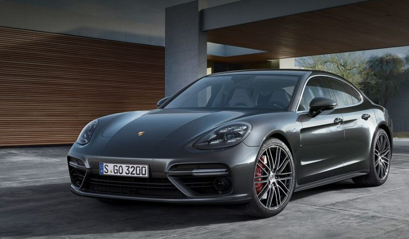 Porsche Panamera Huren