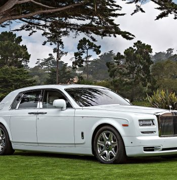 Rolls Royce Phantom huren wit