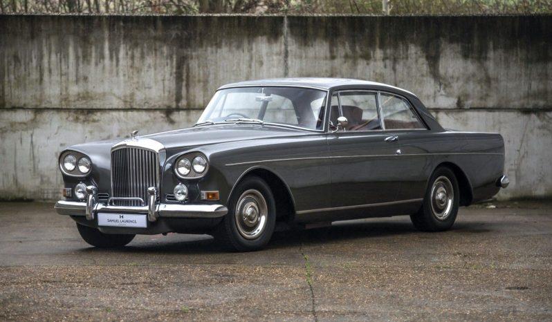 Bentley s3 Continental huren